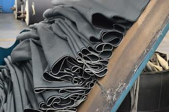 Photo: Haciendo la tela para los jeans COLTEJER