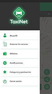 TaxiNet para taxistas screenshot 2