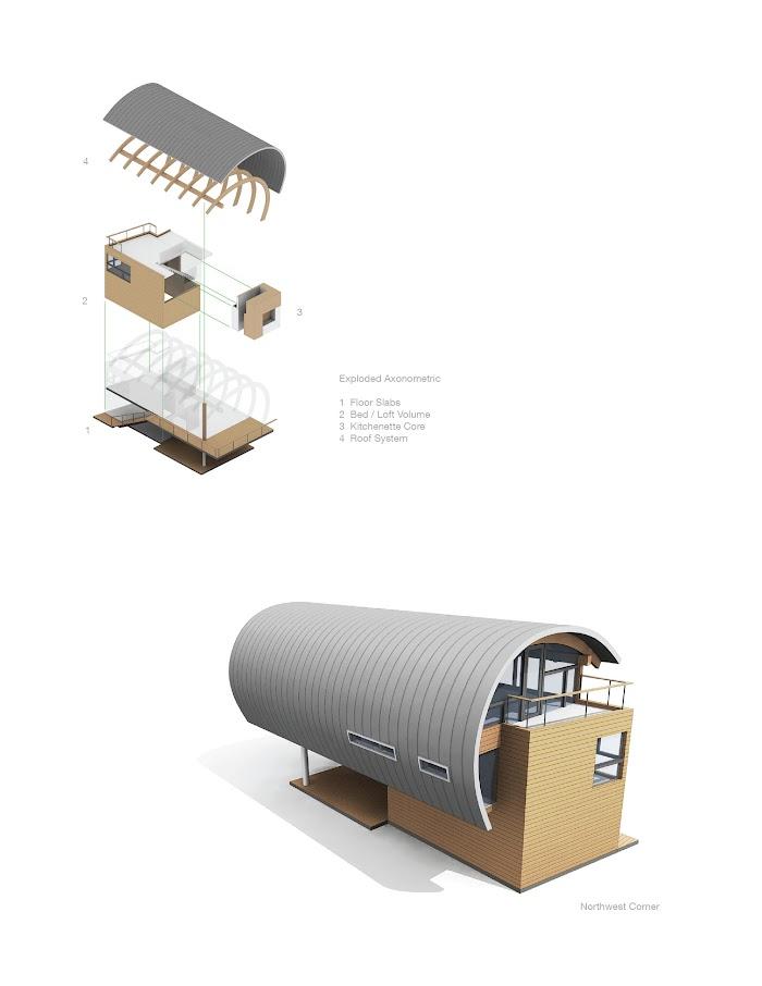 Casa de Invitados - TOTeMS architecture