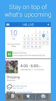 Screenshot of 149 Live Calendar
