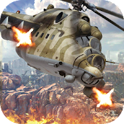Air Gunship Battle 3D