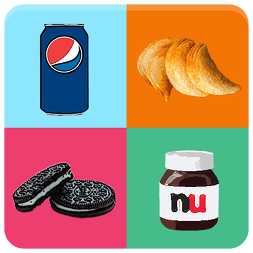 What's the Food? free logo quiz (game)