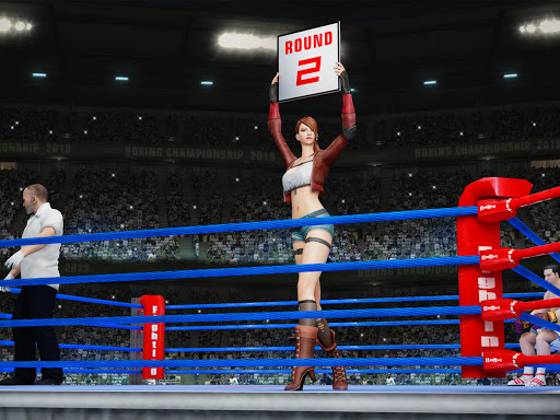 World Tag Team Boxing 2019 1.0.7 screenshots 10