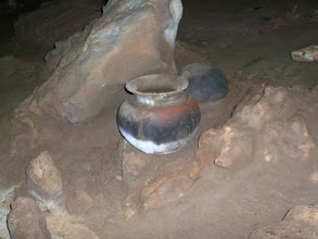 Photo: ATM Cave artifacts
