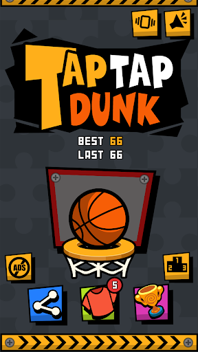 Tap Tap Dunk 1.0.18 screenshots 1