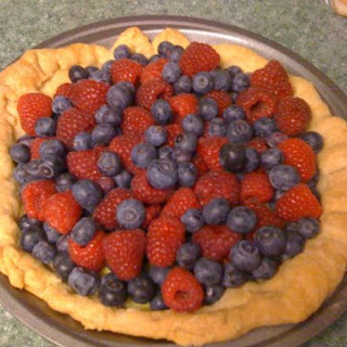 Italian Berry Pie