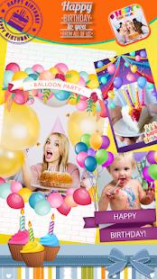 digitala födelsedagskort Födelsedagskort Fotoramar – Appar på Google Play digitala födelsedagskort