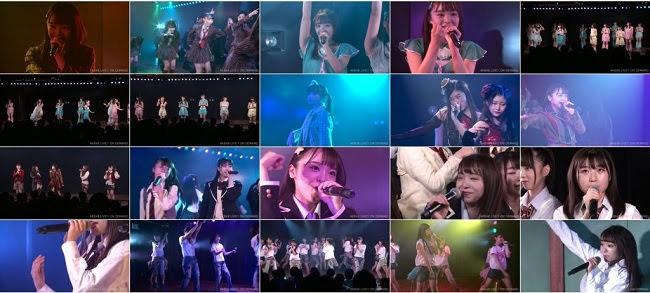 190628 (720p) AKB48 研究生「パジャマドライブ」公演