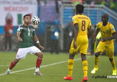 Un international mexicain en MLS?