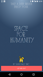 Space For Humanity by Ransomly - náhled