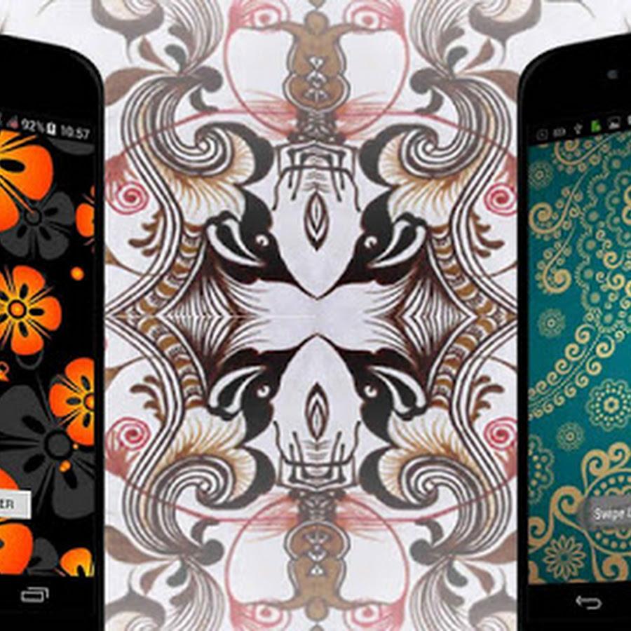 Gambar Batik Untuk Wallpaper