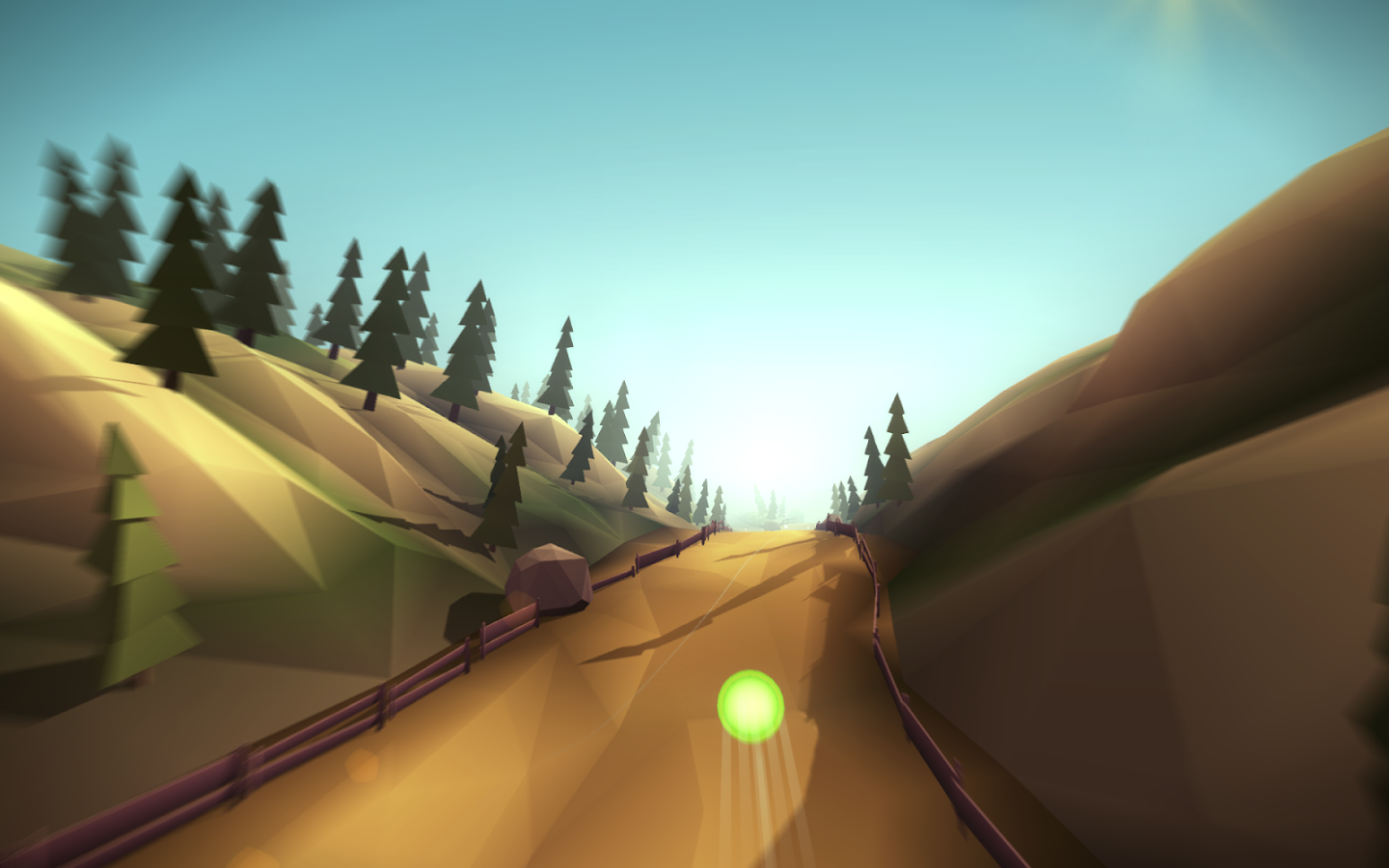 Slope Down: First Trip- screenshot