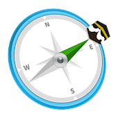 Qibla Direction Finder: Qibla compass for namaz