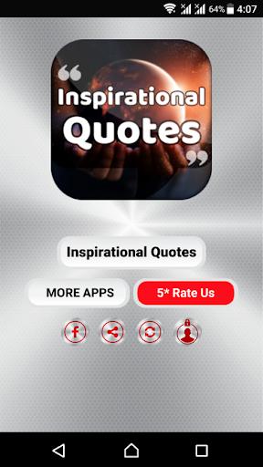 Inspirational Quotes screenshot 1