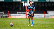 Morne Steyn of the Vodacom Bulls during the Carling Currie Cup match between Cell C Sharks and Vodacom Bulls at Johnson Kings Park Stadium on December 12, 2020 in Durban, South Africa.