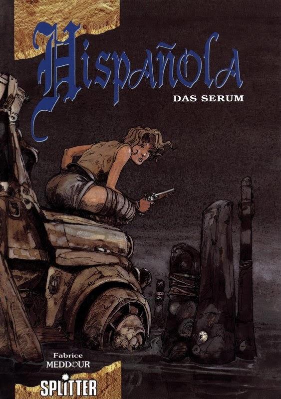 Hispanola (1996) - komplett