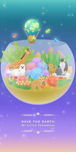 My Little Terrarium - Garden Idle screenshots 1