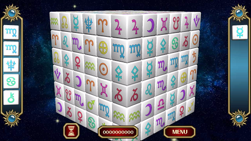 FAIRY MAHJONG Zodiac Horoscope