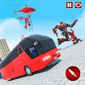 Ultimate Bus Transform Robot icon