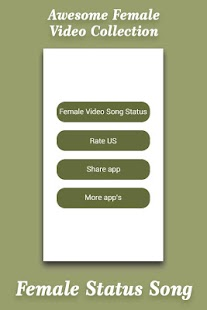 Female Video song status : lyrical video songs - náhled