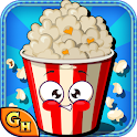 Popcorn Shop - Cooking Fever icon