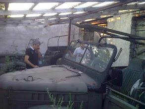 Photo: Wyprawa do Głowna po Gaza.