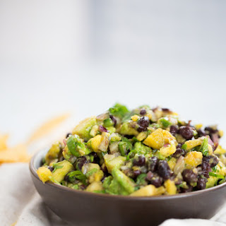 Black Bean Pineapple Salsa Recipes