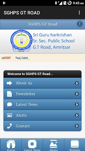 SGHPS GT ROAD  screenshots 1