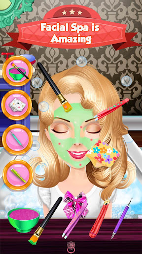 High School Party Makeover - BFFs Night Out screenshot 3