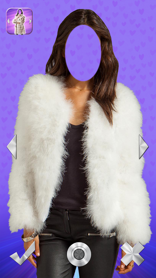 fur coat photo editor android apps on google play