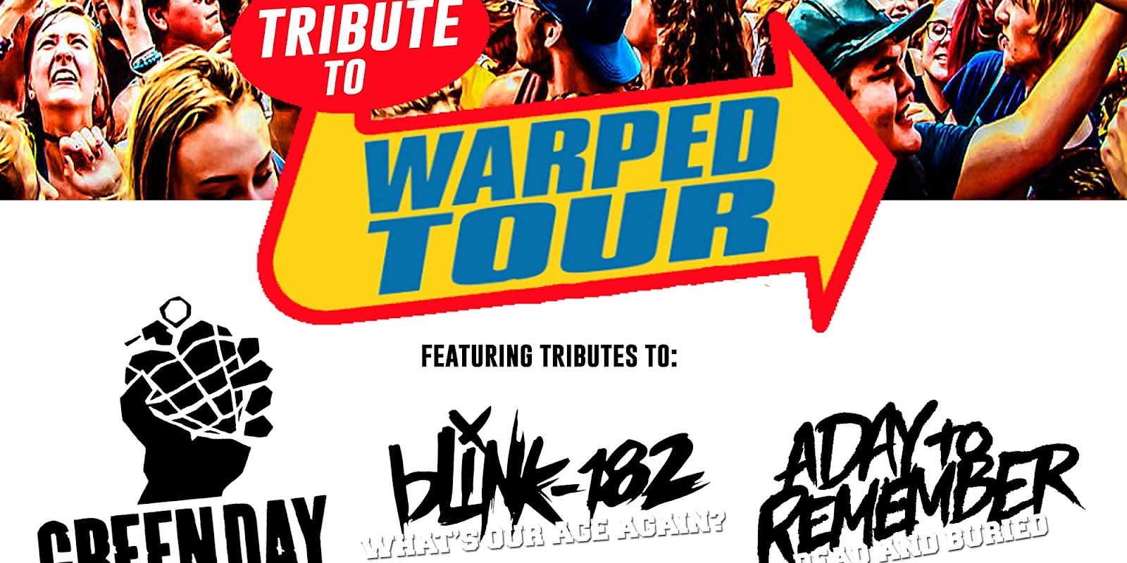 Warped Tour tribute concert