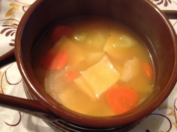 Slippery Dumpling Soup Recipe