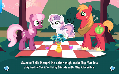 My Little Pony Hearts & Hooves- screenshot thumbnail