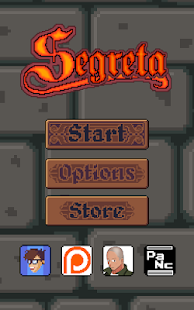 Segreta- screenshot thumbnail