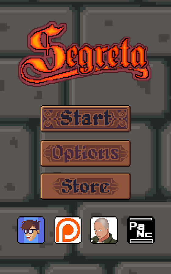 Segreta- screenshot