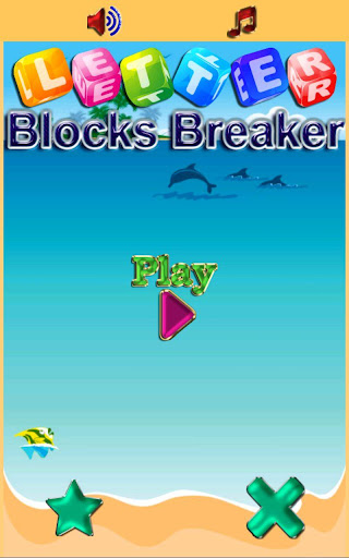 Letter Blocks Breaker