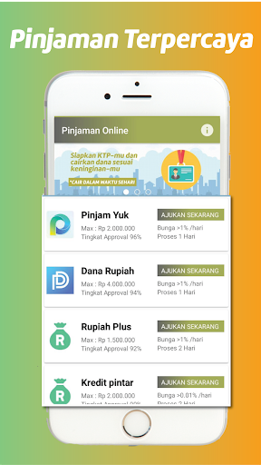 Pinjaman Online Pinjaman Uang Cash Aman Cepat Apk Download