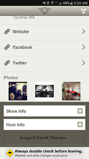 ShowFinder- screenshot thumbnail