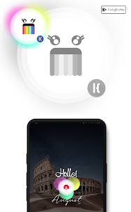 Hipnotize for KWGT 5.1 Paid Latest APK Free Download 1