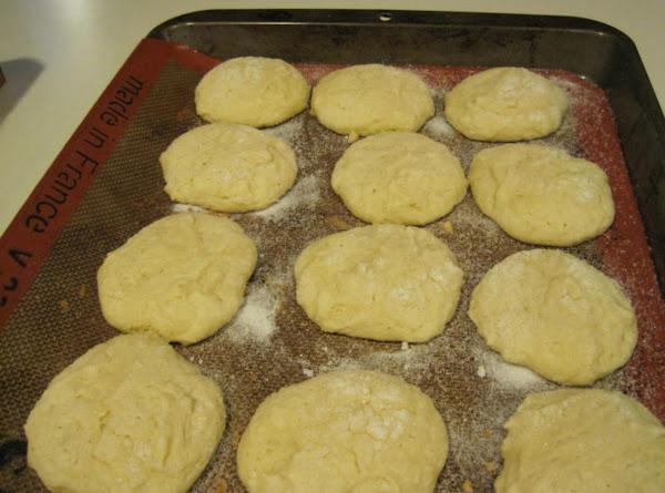 Sugar Cakes By Rose Recipe