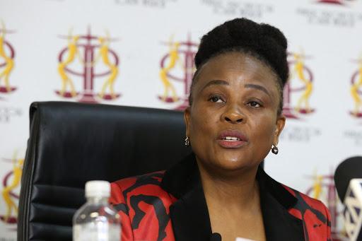 Public protector loses Estina appeal hearing