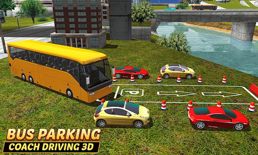 Bus Parking - Drive simulator 2017 1.0.3 screenshots 3