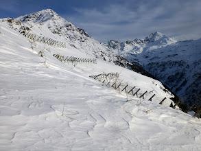 Photo: Paravalanghe sopra il Mont da Olt. Foto di Levi Simone