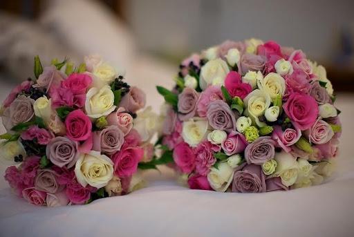 婚礼花朵装饰