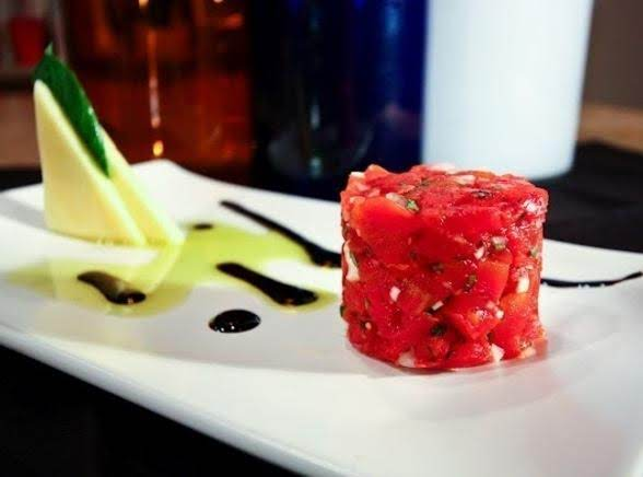 Tomato Tartar By Lady Adkins