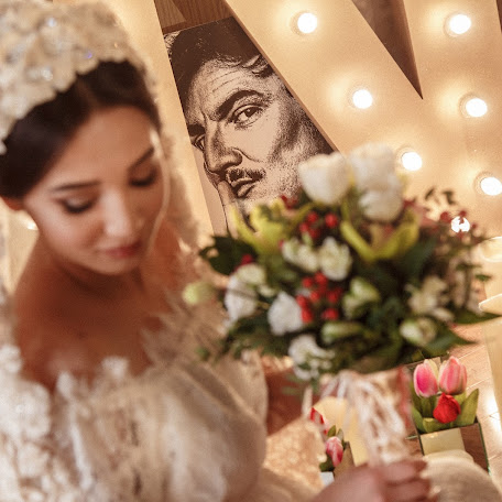Fotógrafo de bodas Ravshan Abdurakhimov (avazoff). Foto del 19.11.2017