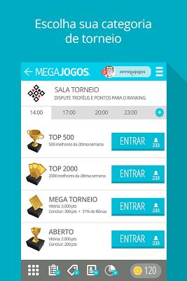 Risque & Arrisque MegaJogos - screenshot