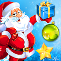 Christmas Games Match 3 puzzle & candy matching icon