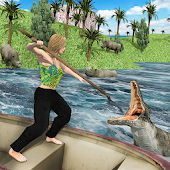 Mom Fighting: Survival Island Games
