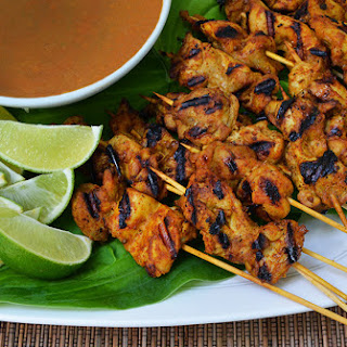 Chinese Chicken Satay Sauce Recipes.